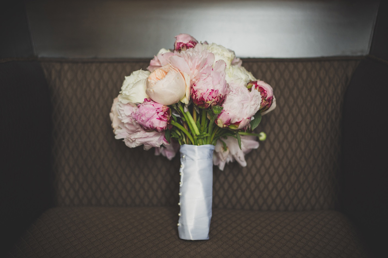 Elegant Outdoor Wedding, Peonies and Blush Tones