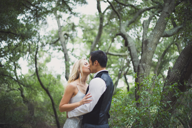 Los Angeles Wedding photographs by Linda Arredondo