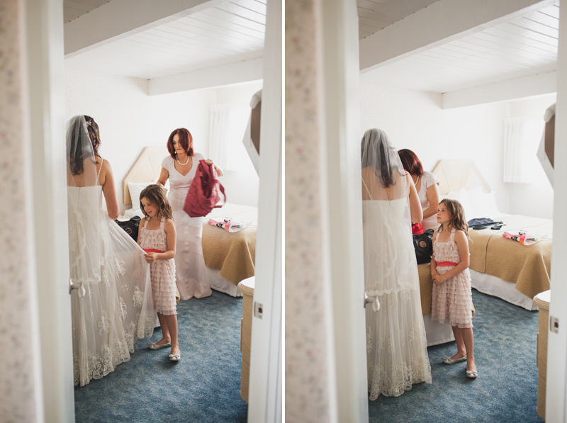 Candid wedding moments by Santa Barbara wedding photographer Linda Arredondo.