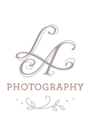 L A PHOTOGRAPHY logo